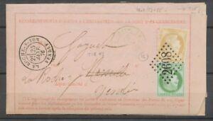 1876-Avis-de-chargement-Ceres-Bicolore-GC2608-CAD-T18-LA-ROCHE-S-YON-X1774