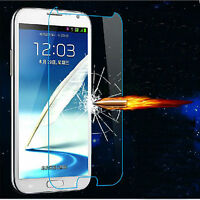Tempered Glass Screen Protector Film For Samsung Galaxy S5 S4 S3 S2 Note 5 4 3 2