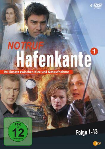 1 von 1 - Notruf Hafenkante 1, Folge 01-13 * NEU OVP * 4 DVDs