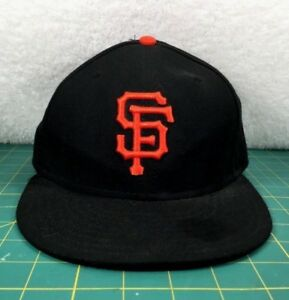 timeless design fc747 743f3 Image is loading San-Francisco-Giants-New-Era-59Fifty-Cool-Base-