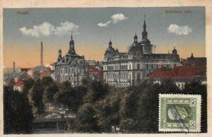 Plzen-Repubblica-Ceca-Fodermayerova-Ulice-Plze