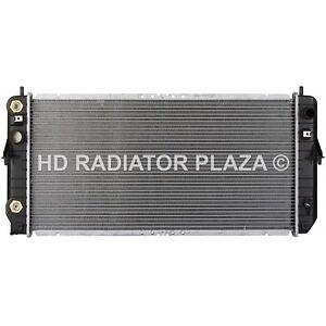 Aluminum Radiator For Cadillac Seville SLS STS V8 4.6L 1998-2000 AT//MT