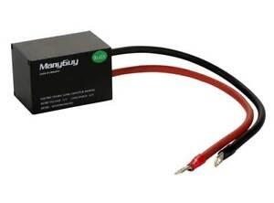 12v super capacitor module 6 50 farad caps engine starting car audio rh ebay com Car Audio System Wiring Diagram Car Audio System Wiring Diagram