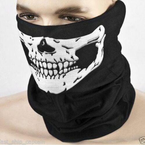 Skull Scarf Face Mask Bandana Bike Scarf Cycling Mask Skull Mask Skull Scarf UK