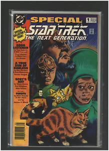 Star trek the next generation comic book