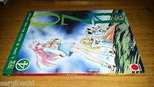 OZN # 4 - SHIROH OHNO - 1999 - EDITORE PLANET MANGA-MN24