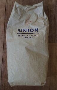 Union 1kg Hand Roasted  BRIGHT NOTE Espresso Coffee Beans BRIGHTNOTE FASTP&P