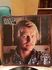 David Soul private stock records vinyl 1976 PVLP1012 EX CON