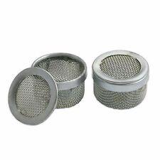 Mini Steel ultrasonic cleaning basket parts holder mesh watch tool 20mm x 13mm