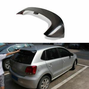 Carbon Cup Dachspoiler Heckspoiler für VW Polo GTI 6R MK5 Spoiler Splitter Rear