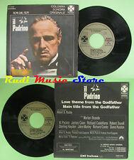 LP 45 7'' CARLO SAVINA Il padrino Love theme from godfather 1972 cd mc dvd vhs *