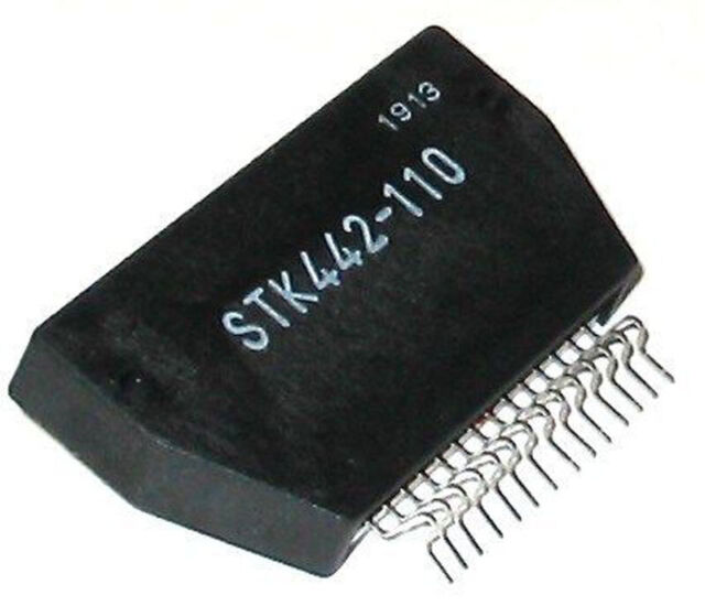 Hybrid-IC STK442-110 ; Power Audio Amp