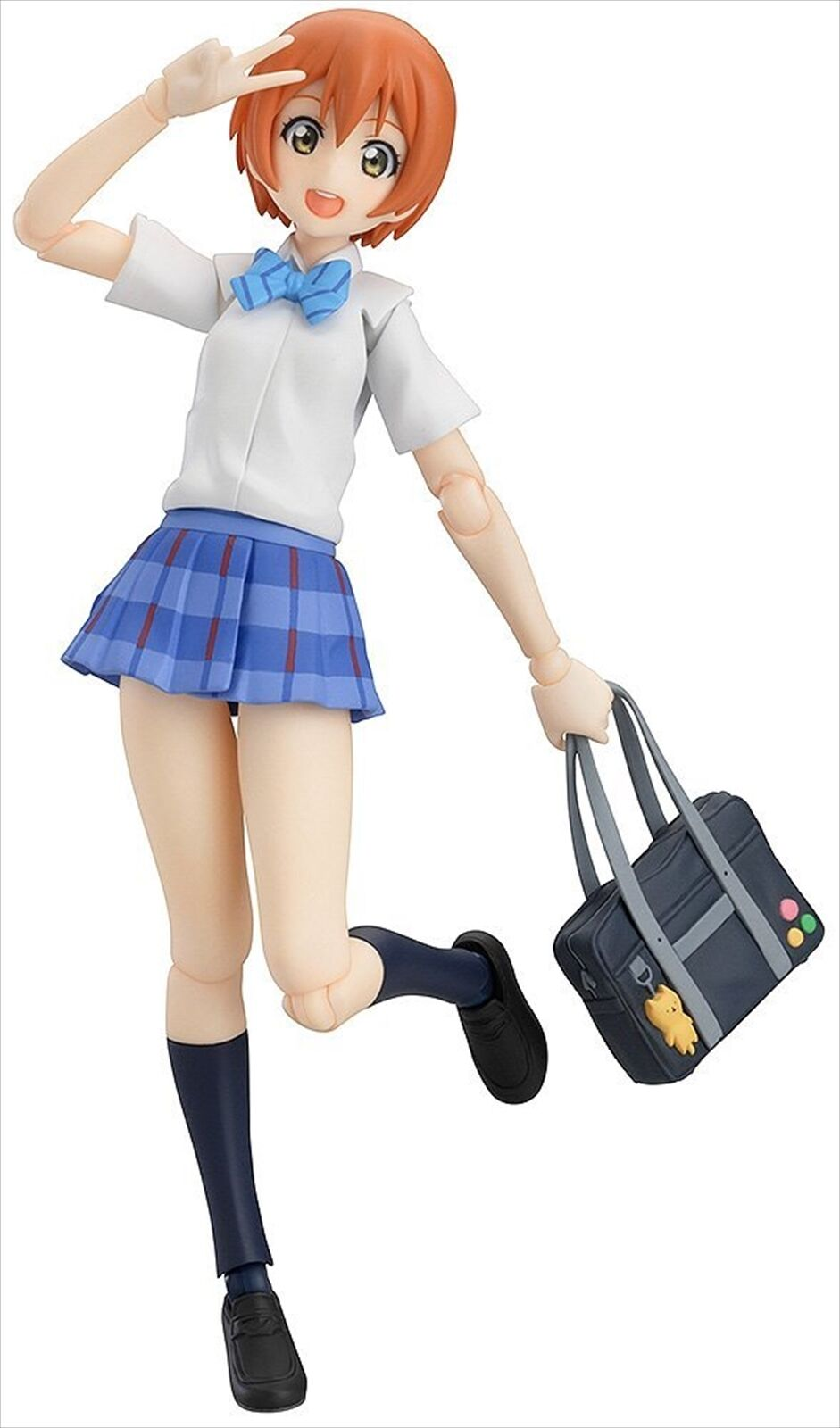 Max Factory figma Love Live  Rin Hoshizora Action Figure