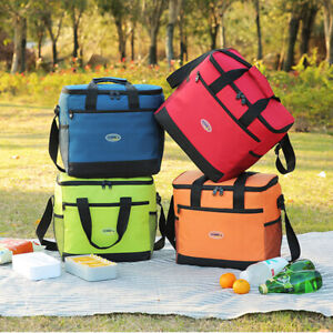 Multi-Color-Portable-Insulated-Cooler-Bag-Waterproof-Picnic-Food-Lunch-Box-Large