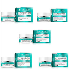 Eveline HYALURON EXPERT Anti Wrinkle Anti Ageing Face Cream 30+ 40+ 50+60+70+