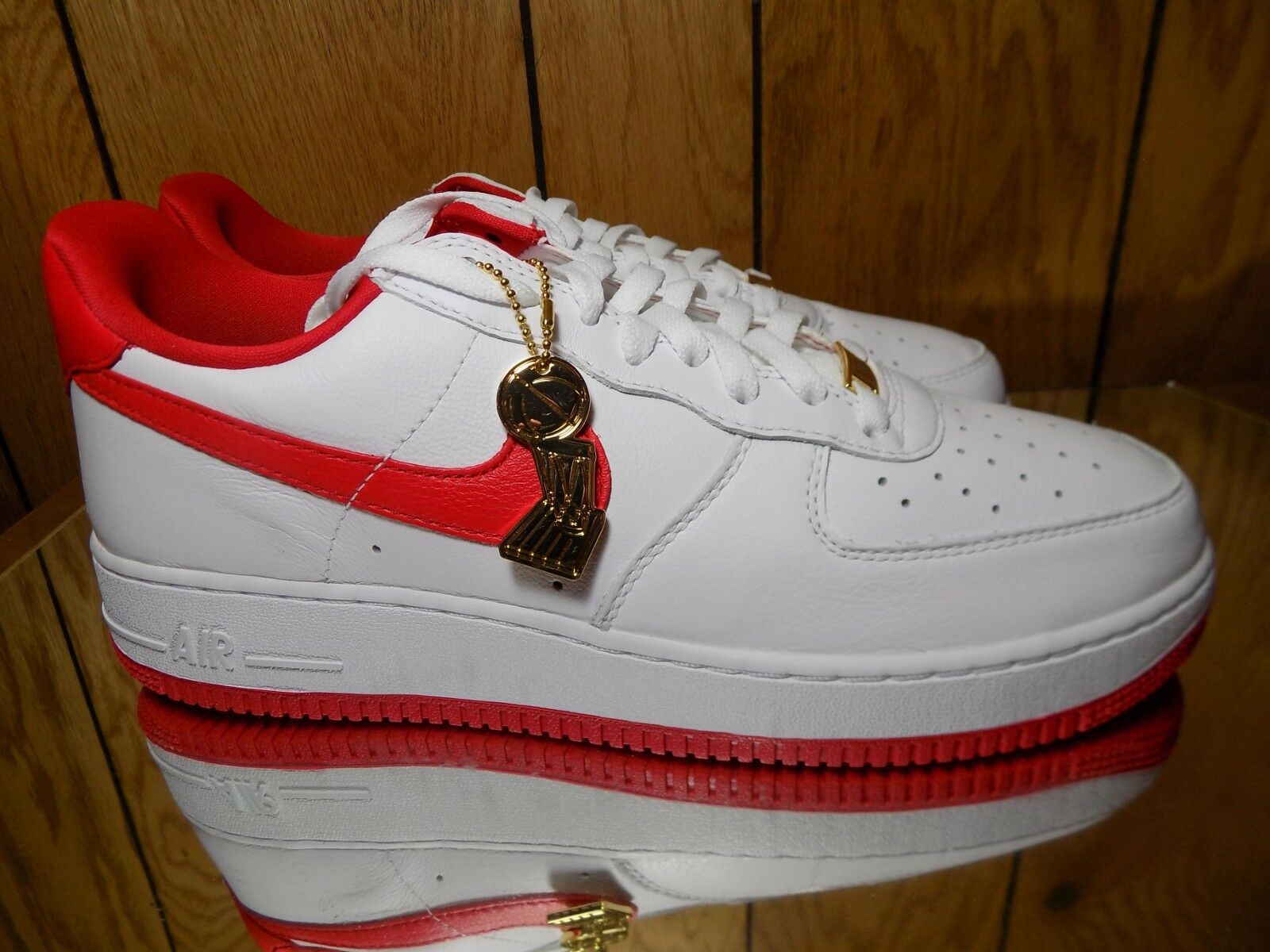 Nike Air Force 1 Low CT16 THINK 16 MOSES MALONE FO FI FO AQ5107-100 sz 11