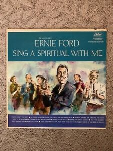 Sing-A-Spiritual-With-Me-Tennessee-Ernie-Ford-T-1680-Capitol-NEAR-MINT