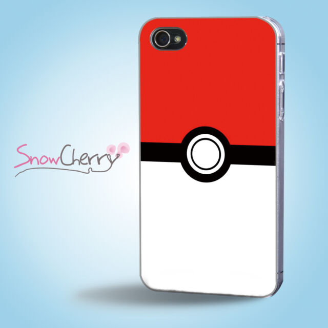 Pokemon case for iPhone 4S 5 5S 5C 6 6S Plus Samsung Galaxy S3 S4 S5 S6 S6 Edge