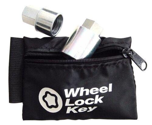 Locking Wheel Nut Key Pouch MCGARD 70007S