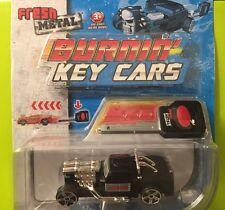 MAISTO FRESH METAL BURNIN' KEY CARS #15101 DIE CAST CAR LEADSLINGER MOSC SEALED