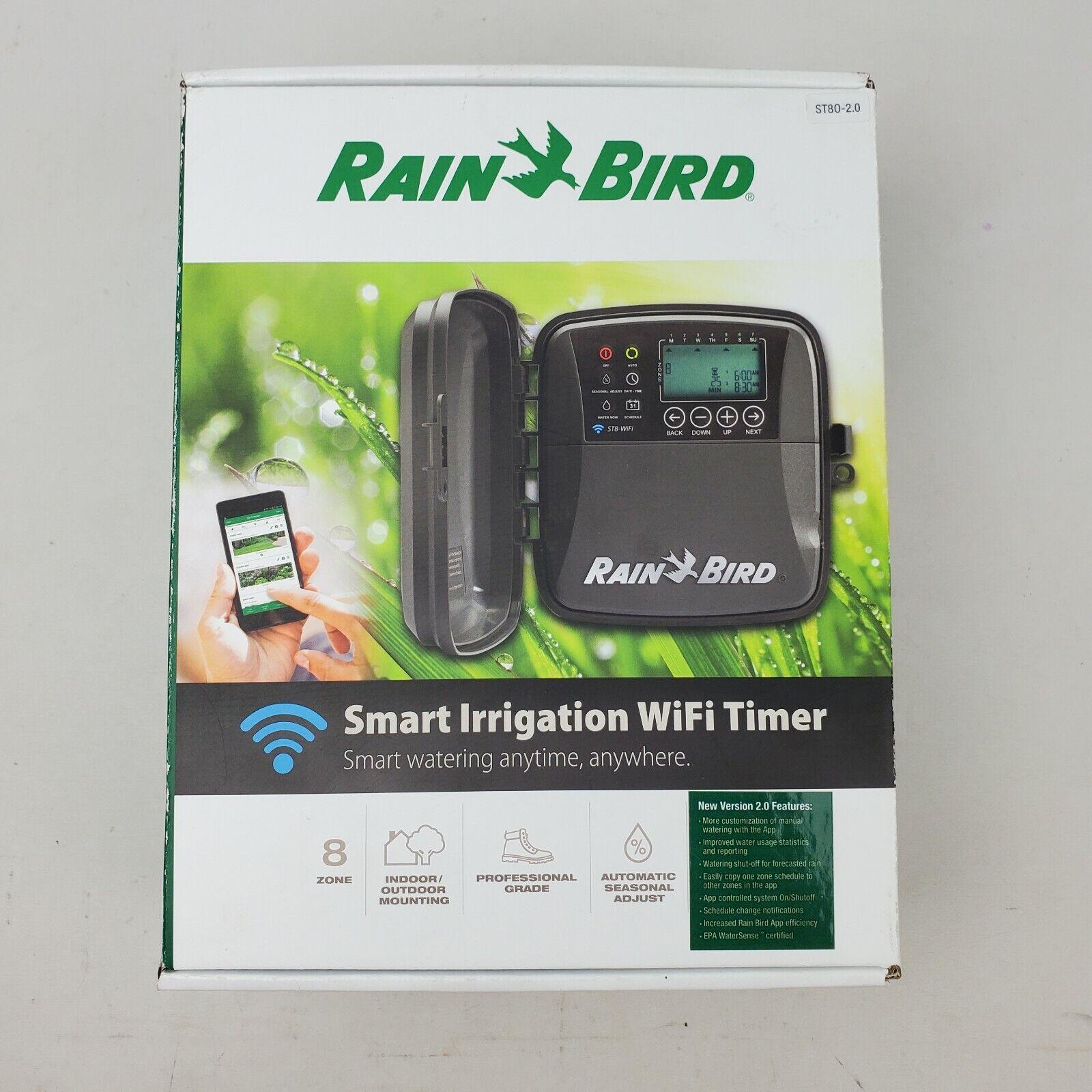 Rain Bird Smart Irrigation Wifi Timer New Irrigation Controller Wireless