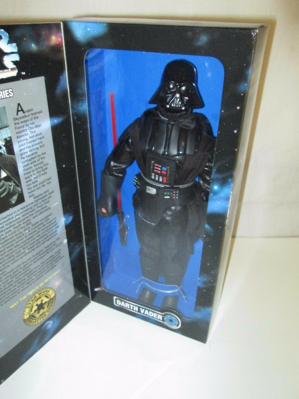 Star Wars Darth Vader Collector Series 12
