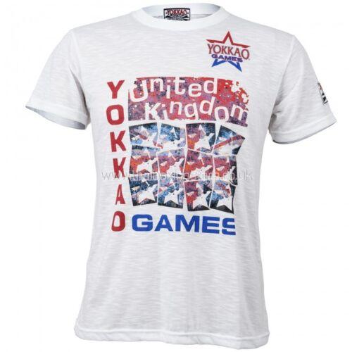 Yokkao Games UK Edition tshirt