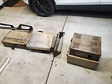 Clamco Model 110 Shrink Wrapping Machine And Heat Tunnel Works Fine