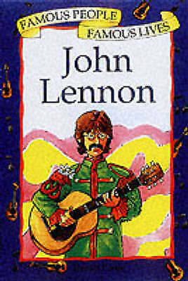 1 of 1 - Harriet Castor, John Lennon (Famous People Famous Lives), Very Good Book