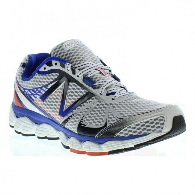 NEW WITH BOX NEW BALANCE M880WB4 M880WB4 M880WB4 WHITE blueE SIZE 8.5 MSRP  189.00 MADE IN USA 67e2dd