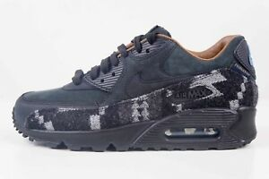 Details about Nike Air Max 90 PND QS Pendelton Black Stratus Brown 825512 004 Size 6 New