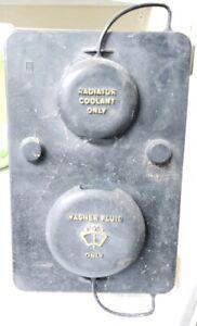 Washer Reservoir Bottle for 87-96 Ford F-150 Coolant Overflow