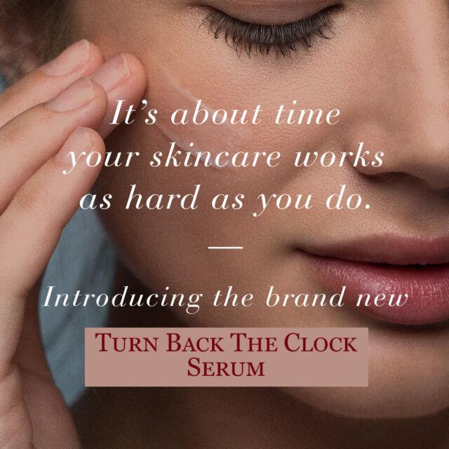 "Anti-Aging RETINOL VITAMIN A 2.5% ""TURN BACK THE CLOCK"" Facial Face Serum Cream"