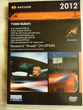 Navigon T1000-EU0411 Karten-Update 2012 für Panasonic Strada CN-GP50N CN-GP50TC