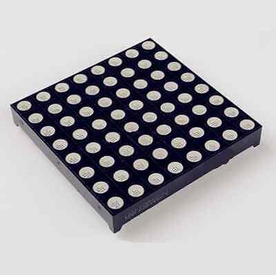 5mm 8x8 8*8 Matrix RGB LED Common Anode Full Colour 60*60mm