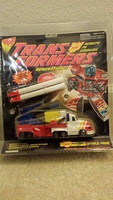 VINTAGE 90'S G2 TRANSFORMERS HERO OPTIMUS PRIME MIB LQQK!