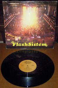 "MIX 12"" FLASHSISTEM Listen (Disco Nrg 87) Italo disco prog Arti & Mestieri VG+"