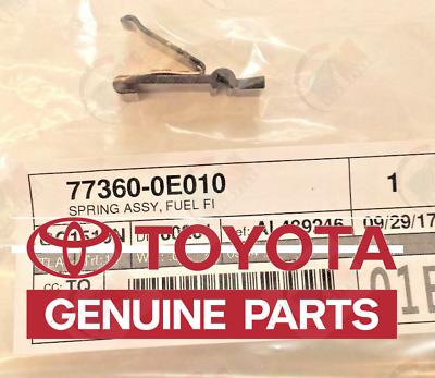 Genuine Toyota Fuel Door Spring 77360-0E010