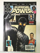 Supreme Power #12 Comic Book Marvel 2004