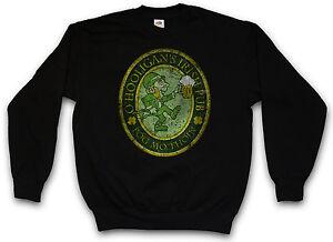 Vintage Sweatshirt Irland O Pullover Pub Dublin hooligans Belfast Ireland Irish tAnqawBH