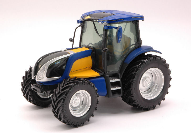 New Holland Hydrogen Tractor Tractor Tractor 1 32 Model ROS30125 ROS 4ea786