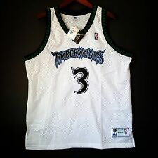 100% Authentic Stephon Marbury Starter Timberwolves Jersey Size 48 XL