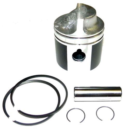 WSM Johnson Evinrude 9.9 15 HP Piston Kit 100-101-05K  .020 SIZE ONLY