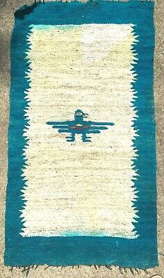 Hand Loomed Wool Tapete Rug Runner