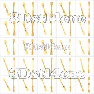 25-3D-Models-STL-CNC-Router-Artcam-Aspire-New-Baluster-Decor-Cut3D-Vcarve