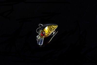 1pc Mepps Fishing tackle 3cm/1.5g peche Hard Lure Wobbler baits bass Hook