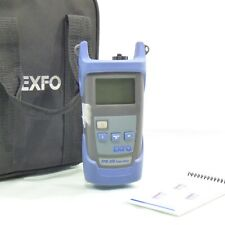 Exfo Fpm 300 Fiber Optical Power Meter Fpm 302 With Carry Case No Charger