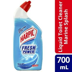 Harpic Fresh Power Marine Splash Toilet Cleaner 700mL