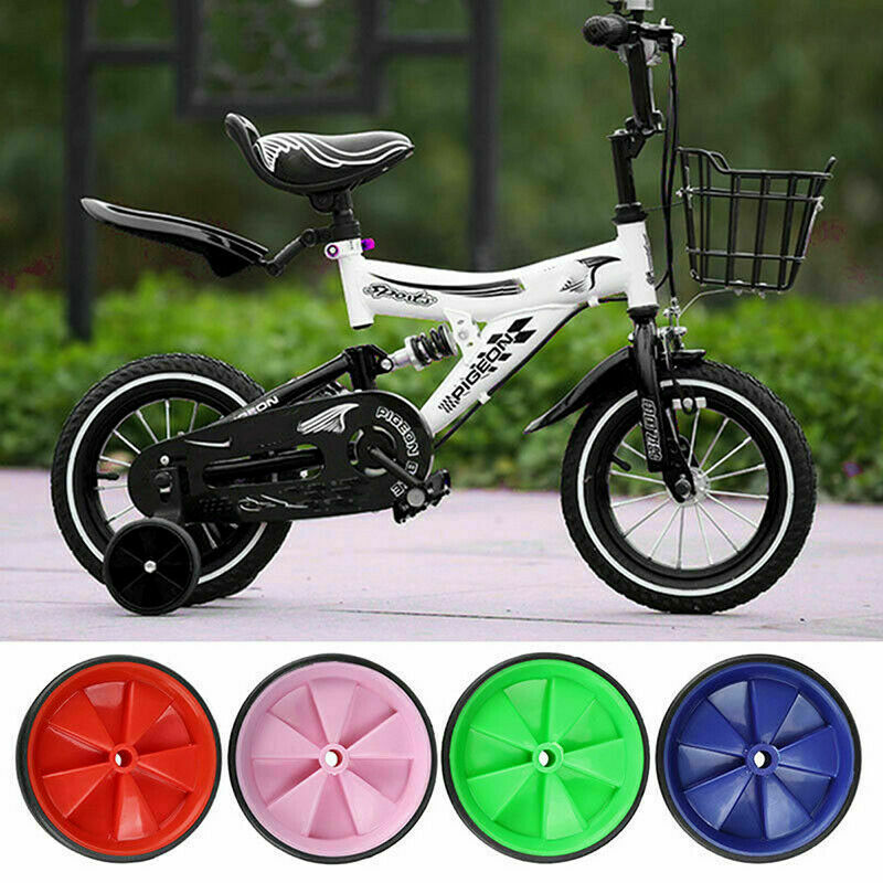 Child Kids Bicycle Bike Cycle Training Wheels Stabilisers Safety 12 20 Inch Ebay