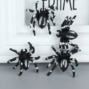 10Pcs-Lifelike-Simulation-Spider-Toy-Fun-Practical-Jokes-Prop-April-Fool-039-s-TOP